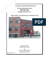 648 Pacific Street Firehouse Appraisal Atlantic Yards