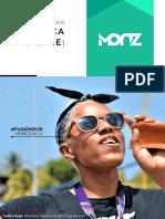 Catalogo de Productos. MONZ TM