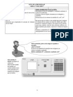 Guía de Área y Volumen