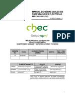 Especificaciones Constructivas Obras Civiles EPM