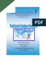 Planificacion Estrategica Normativa by Heibelys Gimenez