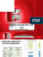 Clase 2. Proyecto Vial