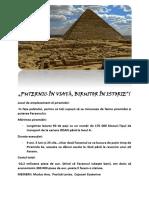 Oferta Faraonului