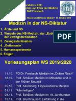 Vorlesung Medizin in der NS-Diktatur, WS 19-20___.ppt