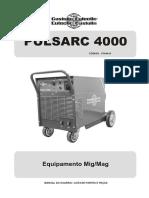 Manual Pulsarc 4000 Eutectic