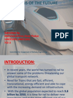 Trains of the Future