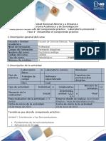 Componente Práctico - Laboratorio Presencial - Fase 4 - Desarrollar El Componente Practico