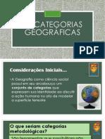 Categorias Geograficas