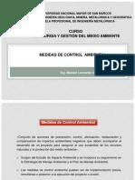 Medidas de Control Ambiental