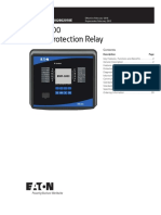 EMR-5000 Motor Protection Relay