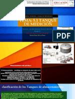 5.1 Tanques de Medicion