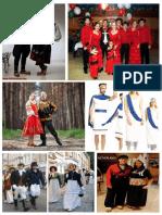Europe Costume