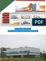 Nuestros Proyectos en El Sector Educación, Recreación y Cultura (Estadios, Coliseos, Polideportivos)