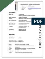 CURRICULO -2019
