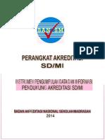 3.1 Cover_Lampiran Menteri PENDUKUNG-SD 2014