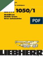 Liebherr LTM 1050 50 t