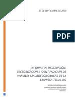 Informe - Tesla Primer Corte