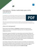 Menopausia_ Plantas Medicinales Para Vivirla Naturalmente - Ecocosas203844