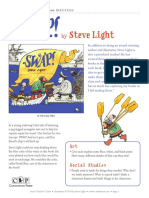 Swap by Steve Light Teachers' Guide