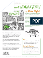 Have You Seen My Dragon? by Steve Light Teachers' Guide