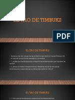 El Tao de Timbuk2
