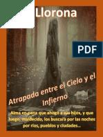 Afiche La Llorona2