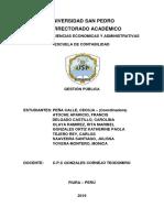 Gestion Publica - Importancia de La Direccion en Las Organizaciones (1)