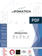 Propuesta Integral INFOREST - Con Facturación E.