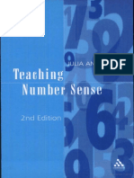 Julia Anghileri - Teaching Number Sense-Continuum (2006)