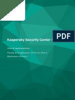 Guia instalacion Kaspersky