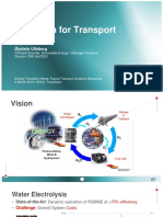 Hydrogen for Transport