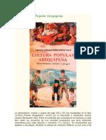 Cultura Popular Arequipeña
