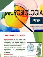 Clase Uno Generalidades de Microbiologia