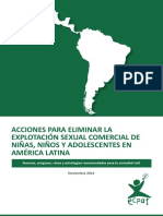 Regional CSEC Overview_Latin America (Spanish)