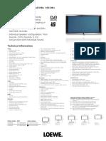 LOEWE Individual Datasheet