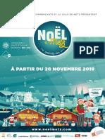 Marchés de Noël de Metz et autres festivités