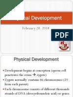 Dev Psy 28Feb2018