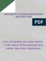 Water conservation-today scenario.pptx