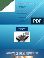 Informe General Financiero James Vidal