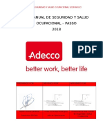 Passo Adecco Consulting 2018.