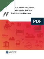 Estudio de la politica turistica de mexico, por la OCDE