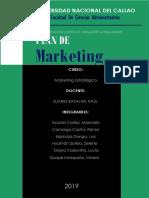 Proyecto de Marketing Estrategico
