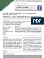 Ultrasound as Alternative Technology to Extract Carotenoids and Lipids From Heterochlorella Luteoviridis