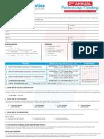 Life Manual Form 2019