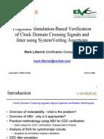 Sva Cdc Presentation Dvcon2006
