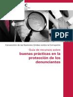 Buenas practicas en la proteccion de los denunciantes.pdf