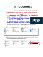 Instrucciones Reset Wf 7510