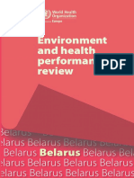 Environment and Health Performance Review