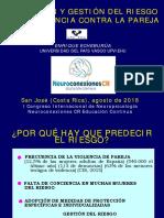 Predicción del riesgo en la violencia de pareja. Costa Rica.pdf