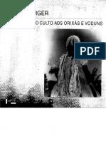 Pierre Verger - Notas Sobre o Culto Aos Orixas e Voduns